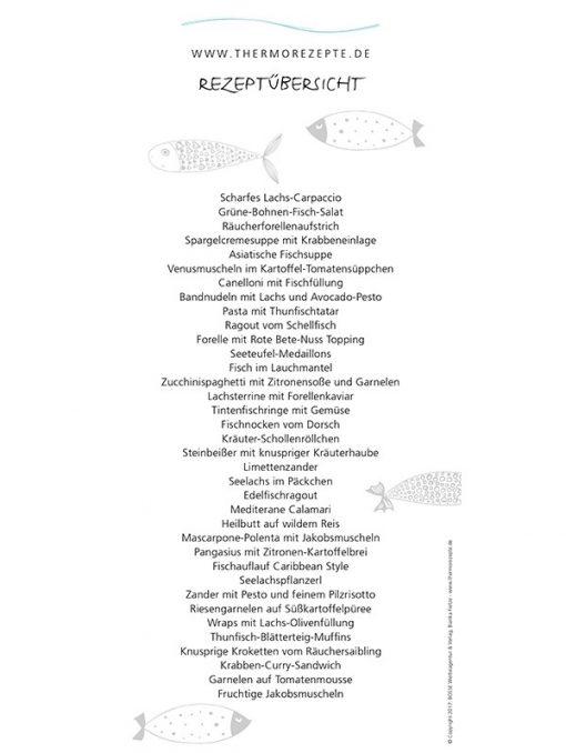 Fischgerichte für den Thermomix®