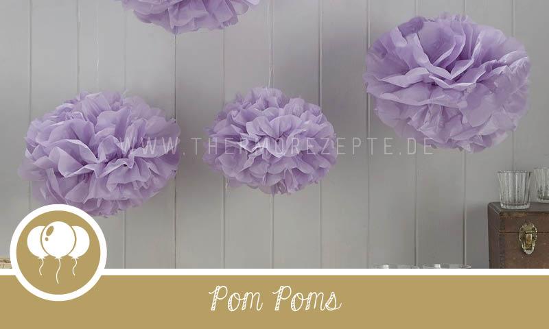 Pom Poms Online Shop