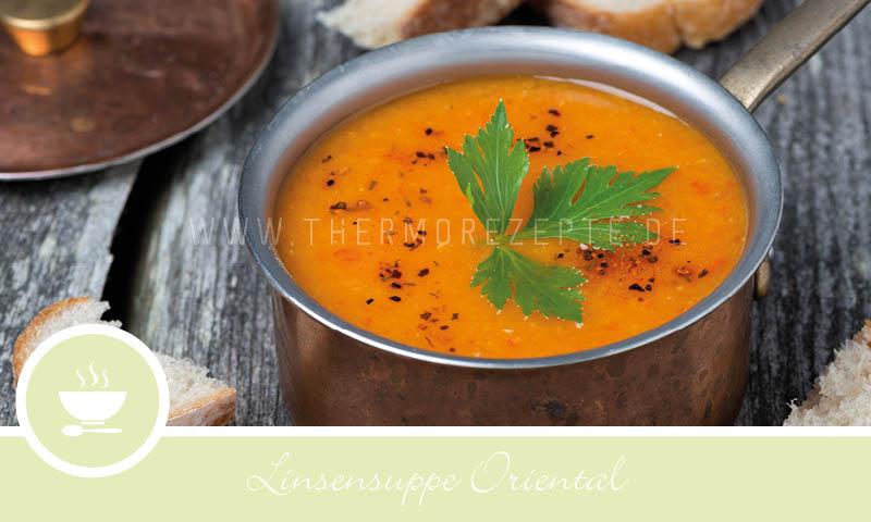 Rezept Linsensuppe Thermomix