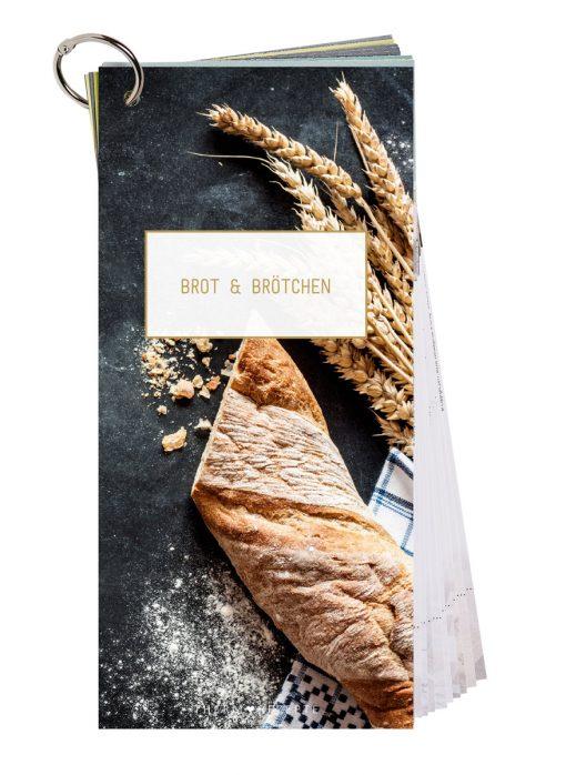 Deckblatt Brot und Brötchen