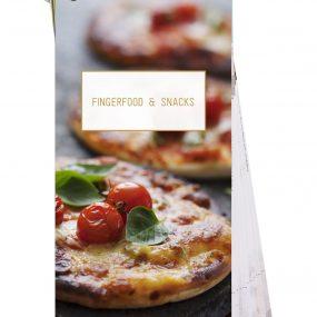 Deckblatt Fingerfood und Snacks