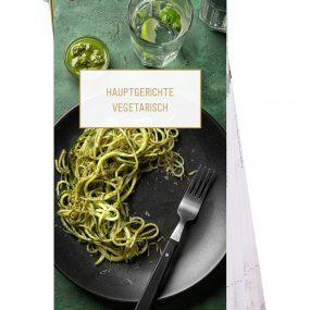 Deckblatt Hauptgerichte Vegetarisch