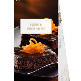 Deckblatt Kuchen und Gebäck