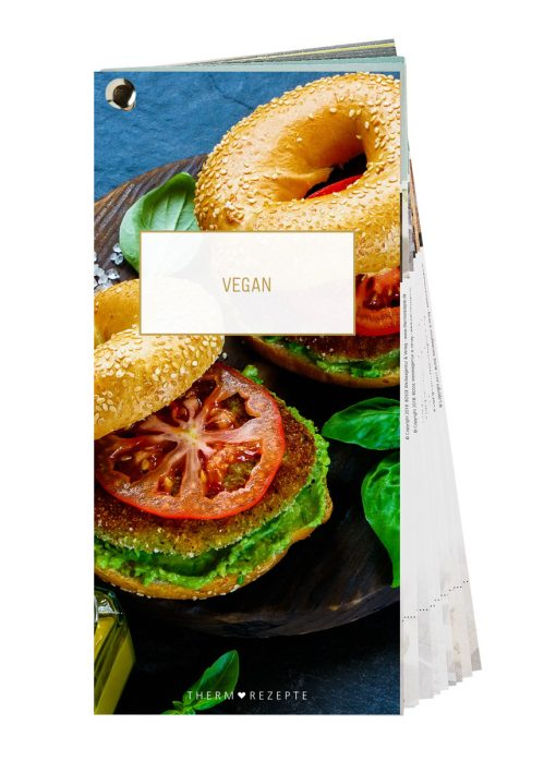 Deckblatt Vegan