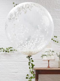 Konfetti Luftballon online kaufen