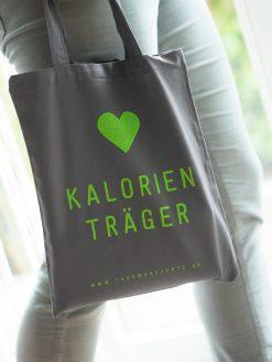 Einkaufstasche Kalorienträger