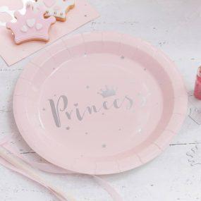Papierteler Princess