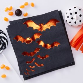Batman Servietten Halloween