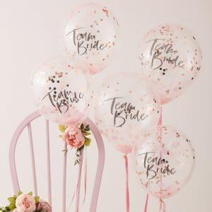 Luftballon für JGA
