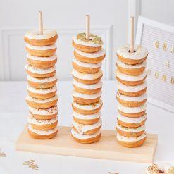 Donut Stapler Hochzeit