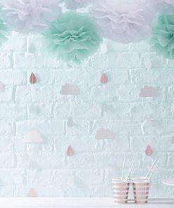 Hintergrund Baby Shower