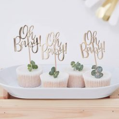 Cupcake Topper Baby