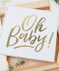 Gästebuch Babyparty
