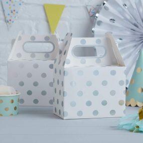 Party Box Polka Dots