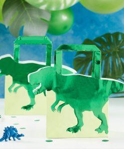 Gastgeschenktasche Dino