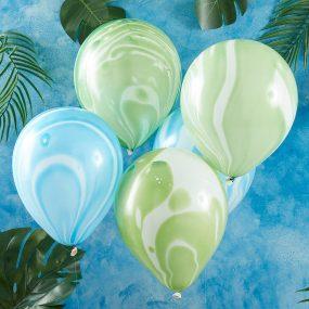 Luftballon Dinoparty