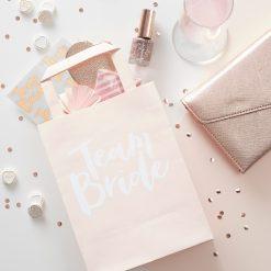 Geschenktaschen Team Bride