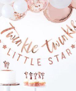 Twinkle Twinkle Girlande