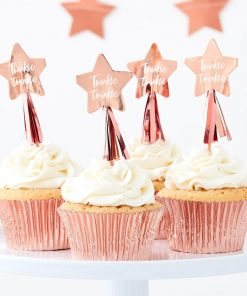 Cupcake Topper Babyparty