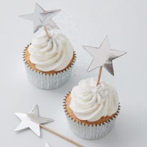 Cupcake Topper Stern