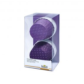 Crinkle Cup Purple