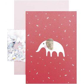 DIY Card Baby Elefant