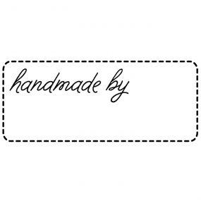 Stempel Handmade by
