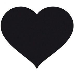 Stempel Herzform