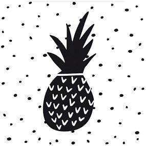 Stempel Ananas