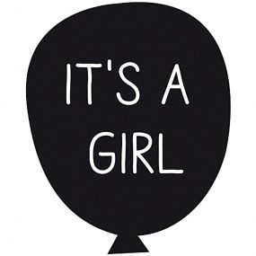 Stempel It´s a girl