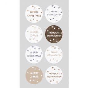 Sticker Weihnachten