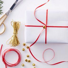 Geschenkbandset Weihnachten