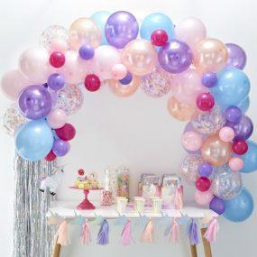 Ballon Bogen Pastell